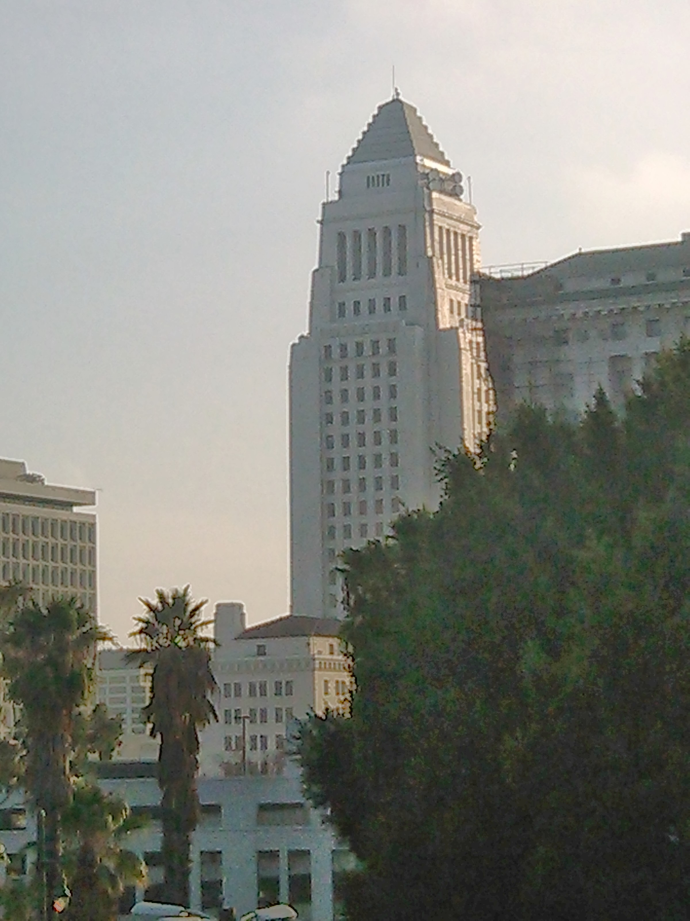 Los Angeles City Hall California