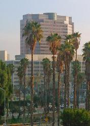 Los Angeles California Bankruptcy Courthouse Building